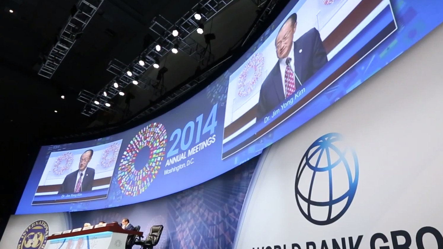 Conquering the World's Risks: Highlights from the Annual Meetings 2014