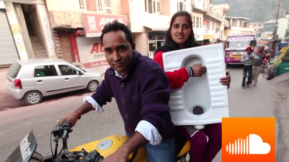 PODCAST: Changing the Culture of Toilets in India
