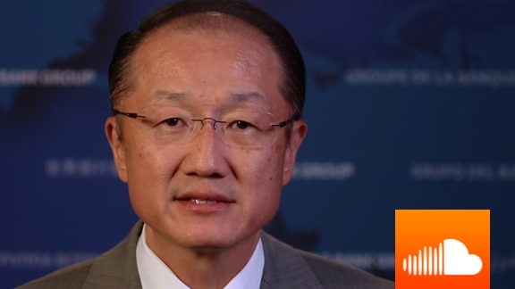 PODCAST: Jim Yong Kim: Female Genital Mutilation and Child Marriage