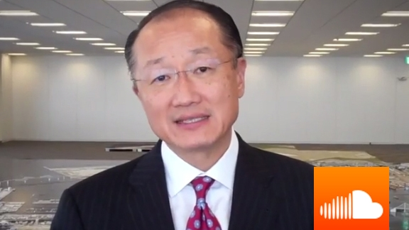 PODCAST: Jim Yong Kim: Learning From Japan