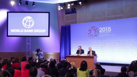 2015 World Bank-International Monetary Fund Spring Meetings
