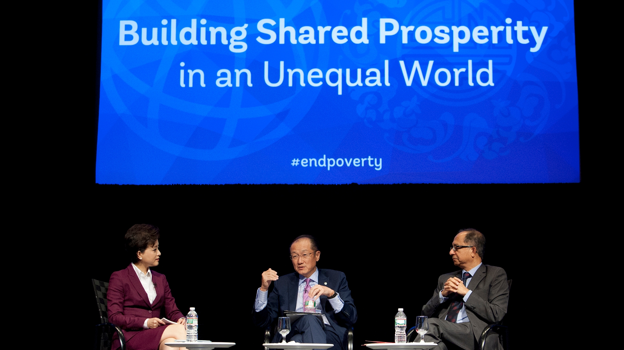 Building Shared Prosperity in an Unequal World