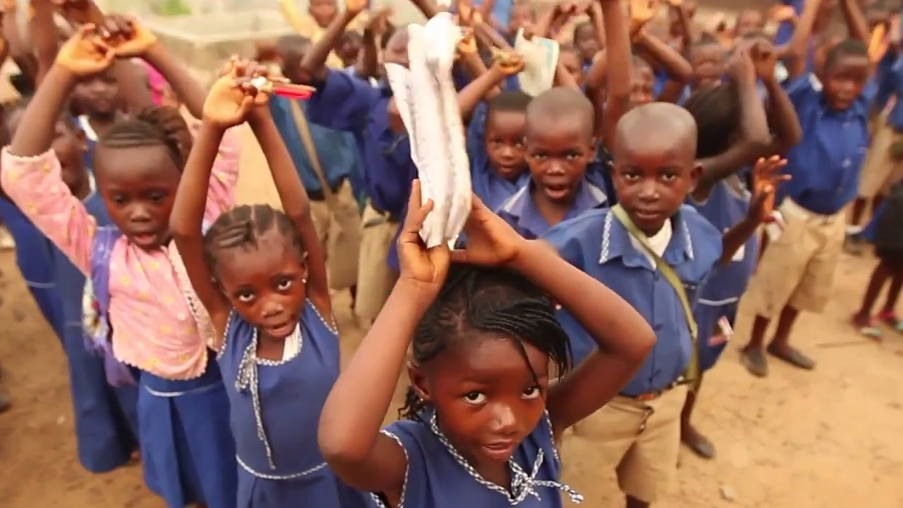 Rising From the Ashes: Helping Educate Girls in Sierra Leone