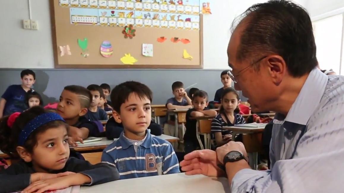 Lebanon's Stressed Schools
