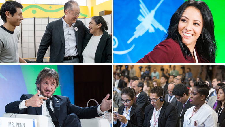 2015 Annual Meetings: Ending Poverty Is 'the Best Story Ever'
