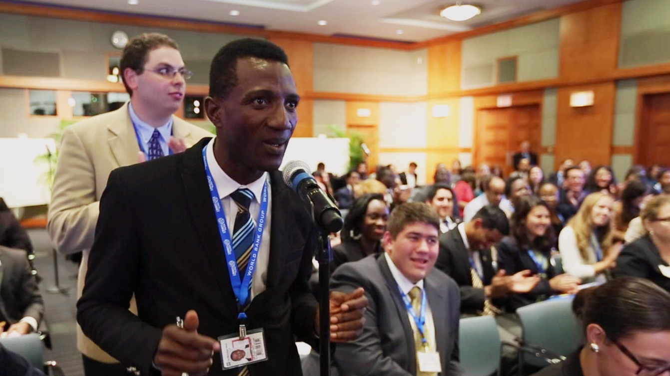 World Bank Youth Summit 2014: How to Increase Government Transparency