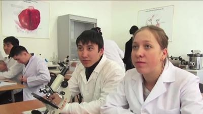Video: Better Training for a Better Economy in Kazakhstan