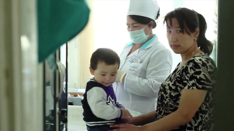 In Tajikistan: Making Health Care Work