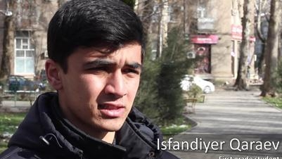 Interview with Isfandier Qaraev on Tajikistan National Testing Center