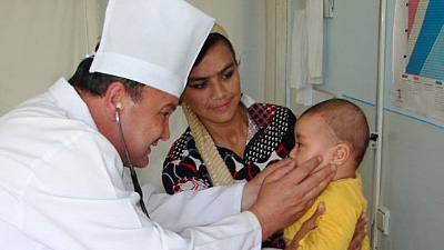 Slideshow: Introduction of Family Medicine in Uzbekistan