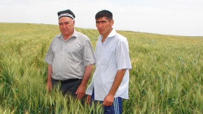 Slideshow: Making Uzbek Farms Sustainable