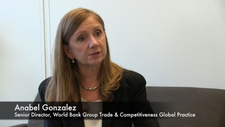 Great Lakes Trade Facilitation Project: Interview with Anabel Gonzalez