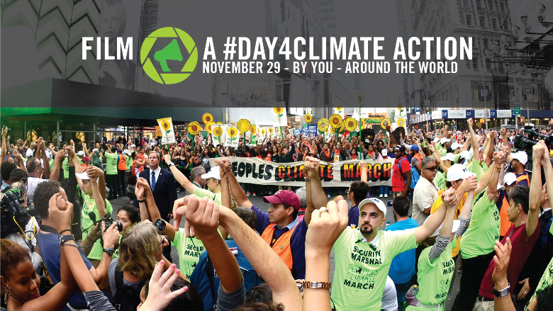 Film a #Day4Climate Action Trailer