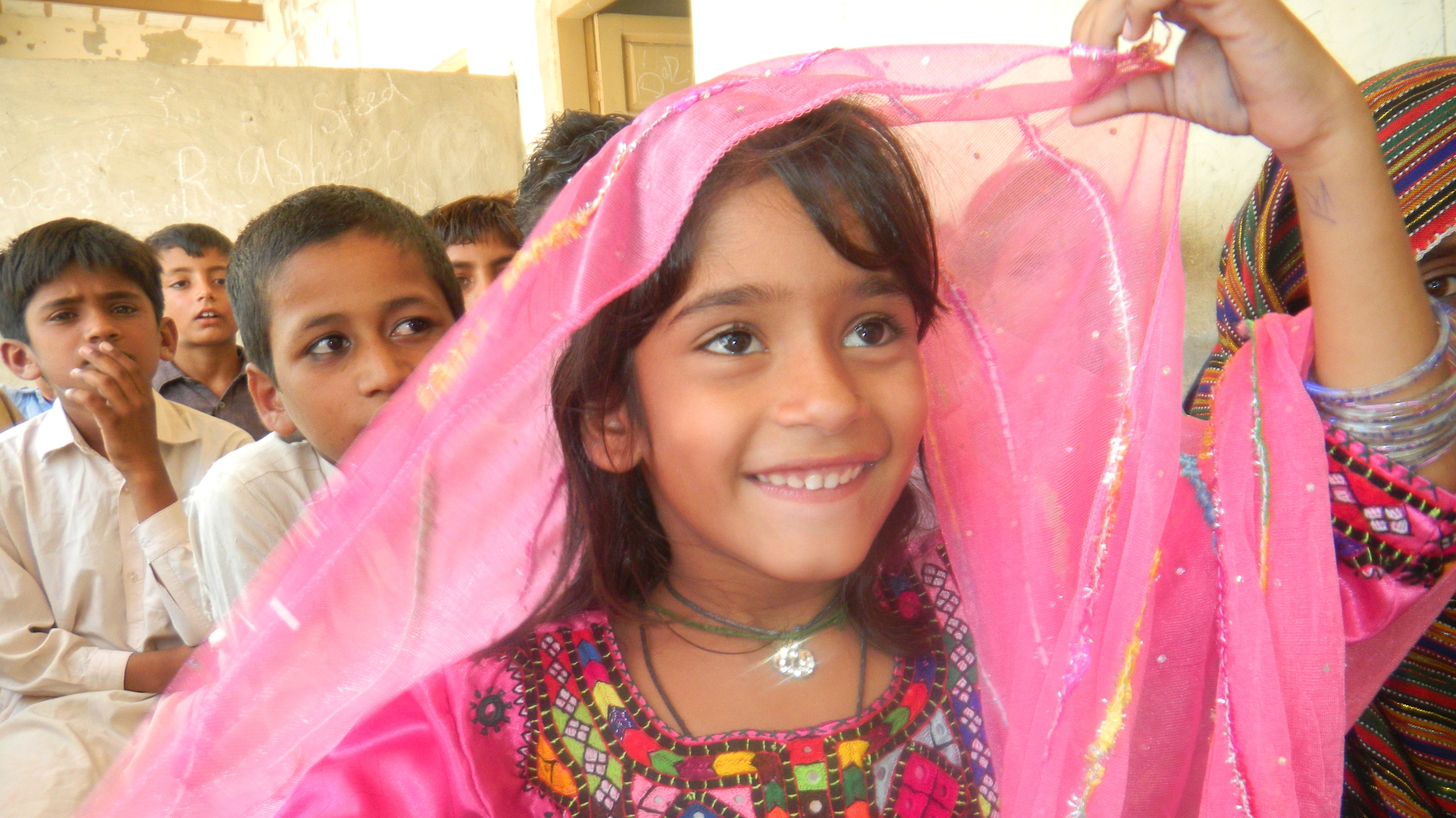 Slideshow: Filling the Education Gap in Pakistan