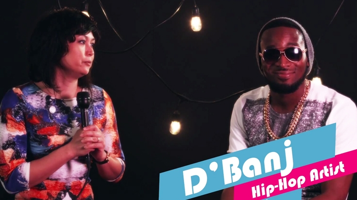 #Music4Dev with D'Banj (Full Interview)