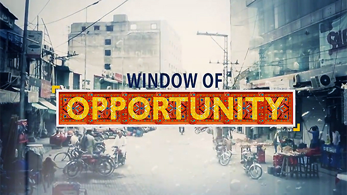 Pakistan: Window of Opportunity