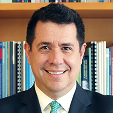 Alberto Rodriguez, World Bank Country Director for Bolivia, Chile, Ecuador and Peru.