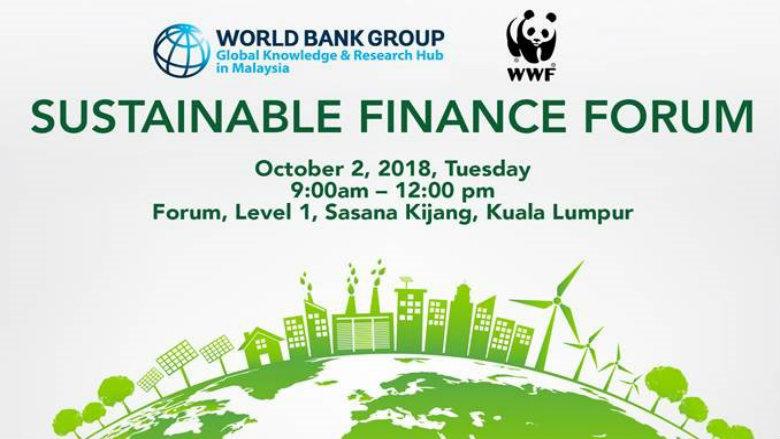 World Bank-WWF Sustainable Finance Forum