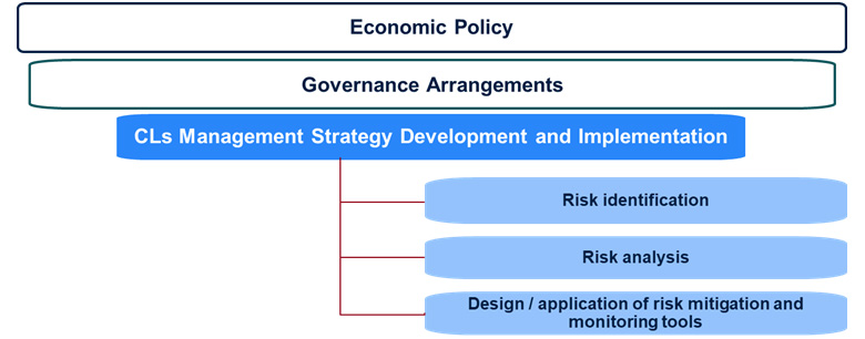 A stylized risk-management framework for any type of fiscal risk from contingent liabilities