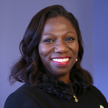 Yvonne Tsikata, Vice President and Corporate Secretary