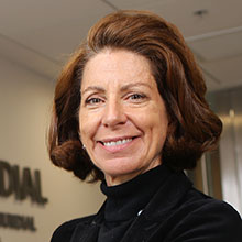 Marianne Fay, World Bank Director for Bolivia, Chile, Ecuador and Peru