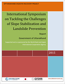 International Symposium on Tackling the Challenge of Slope Stabilization and Landslide Prevention Report