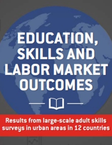 Results from large-scale adult skills surveys in urban areas in 12 countries.