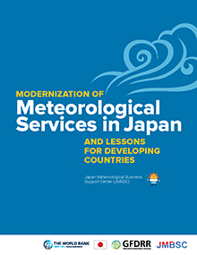 Modernization of Meteorological Services in Japan and Lessons for Developing Countries