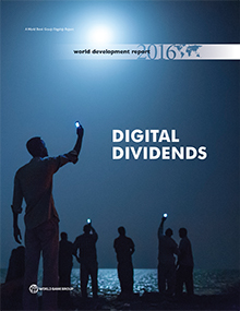 World Development Report 2016 cover image