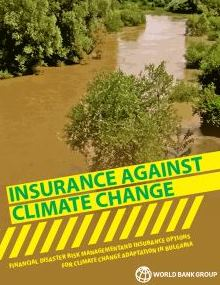 Bulgaria - Insurance against climate change report