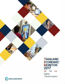 Thailand Economic Monitor Reports