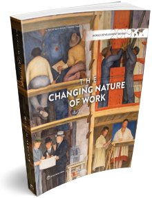 world development report 2019 the changing nature of work