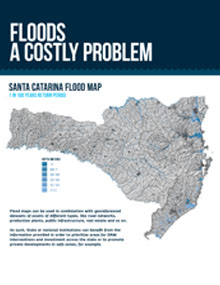 Santa Catarina: CAT Model Infographic