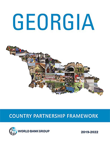 Georgia Country Partnership Framework 2019-2022