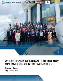 World Bank Regional Emergency Operations Center Workshop (Summary Report)