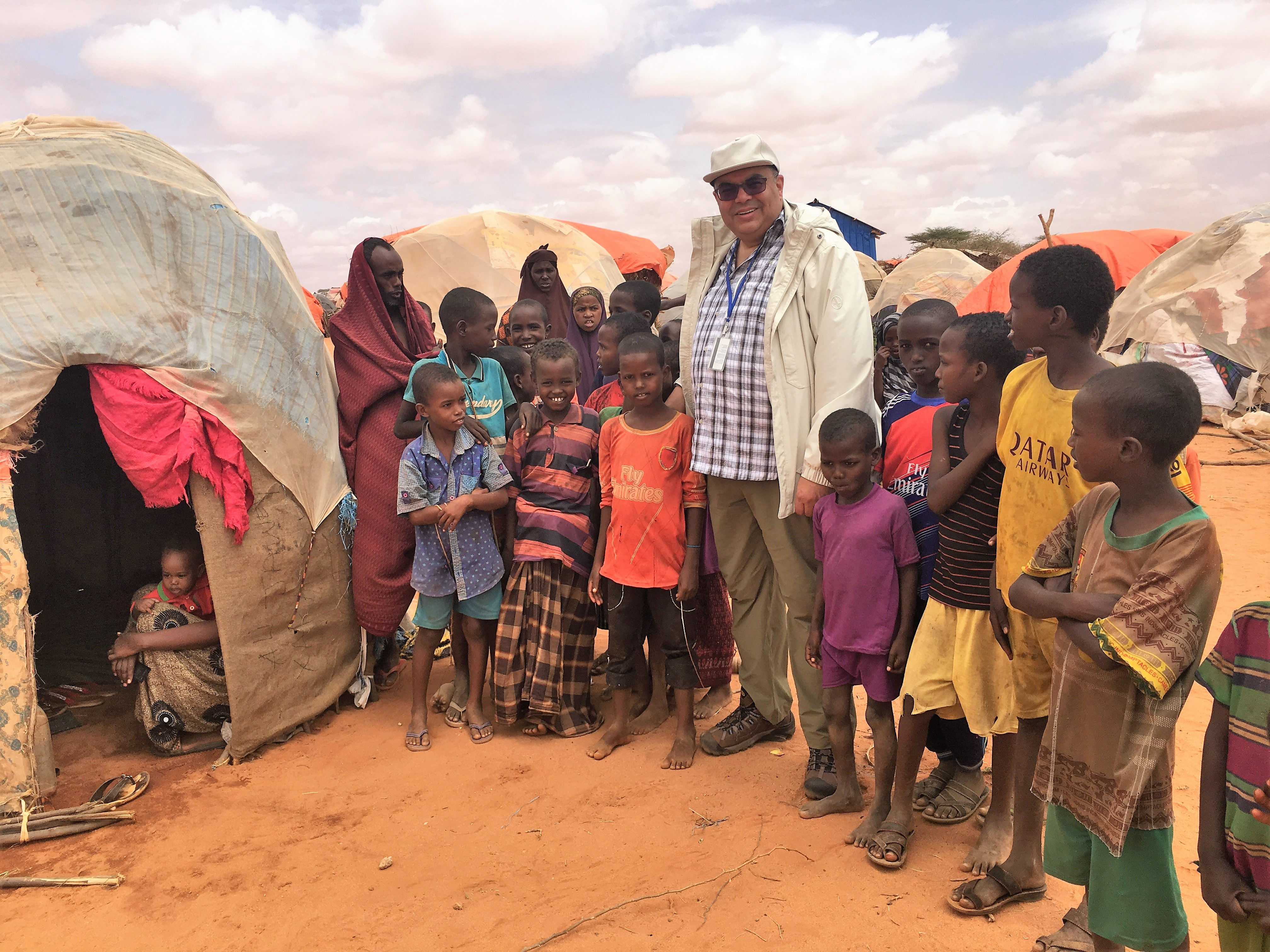 life in a refugee camp essay