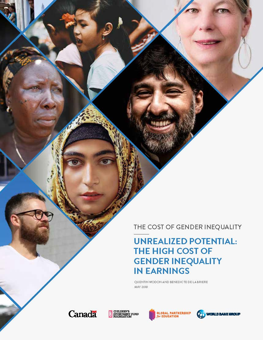 Unrealized Potential: The High Cost of Gender Inequality in