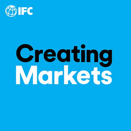 A branded image that says 'Creating Market'