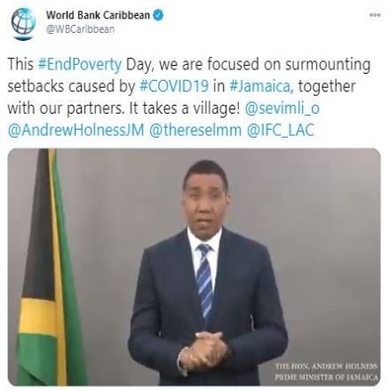 End Poverty Day Jamaica: Focusing on the Immediate but Prioritizing the Future
