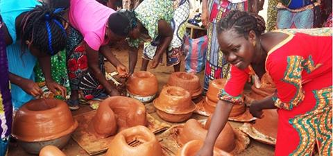 © Le Consortium Femmes REDD + Togo