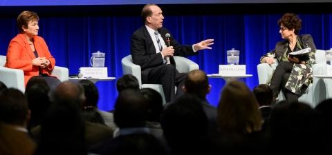 world bank annual meetings 2020