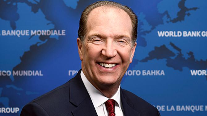David Malbas as the new president of the World Bank Malpass-news-hero
