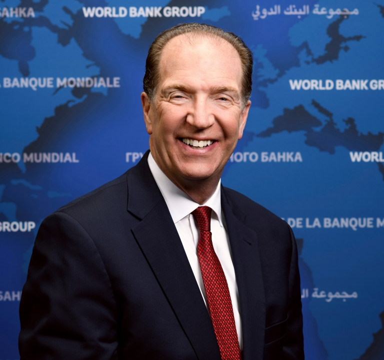David R. Malpass. © World Bank Group