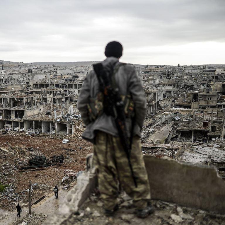 Syria - Bulent Kilic | Shutterstock.com