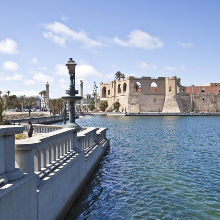 Tripoli, Libya - Gimas / Shutterstock.com