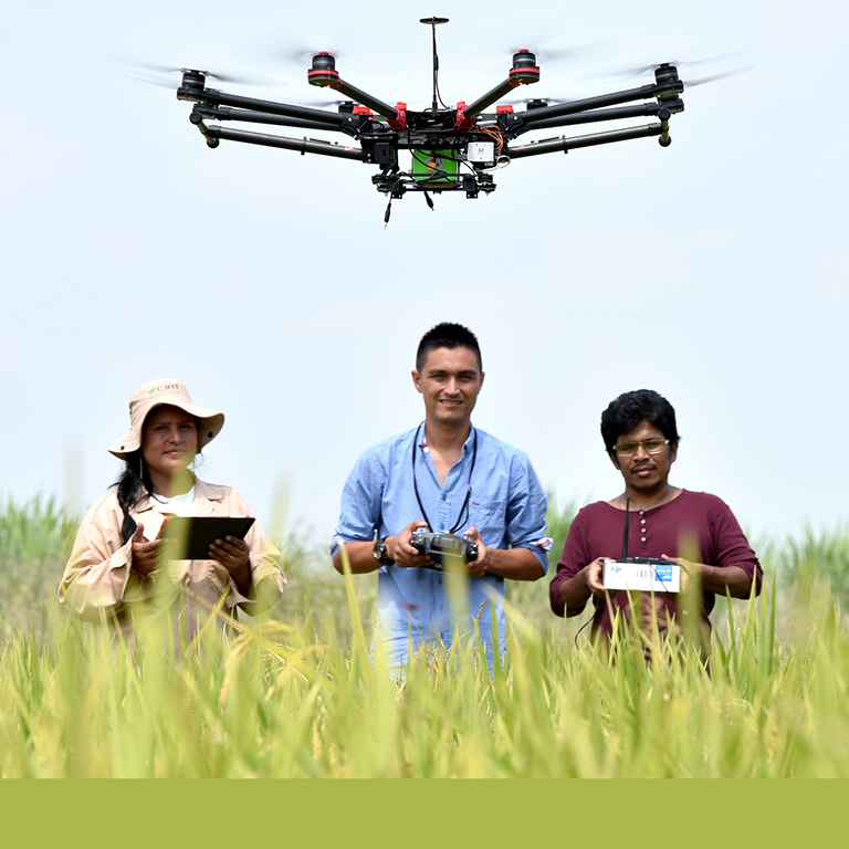New technologies are driving change in agriculture & creating job opportunities for youth.