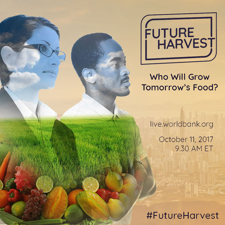 Future Harvest: Who Will Grow Tomorrow's Food?