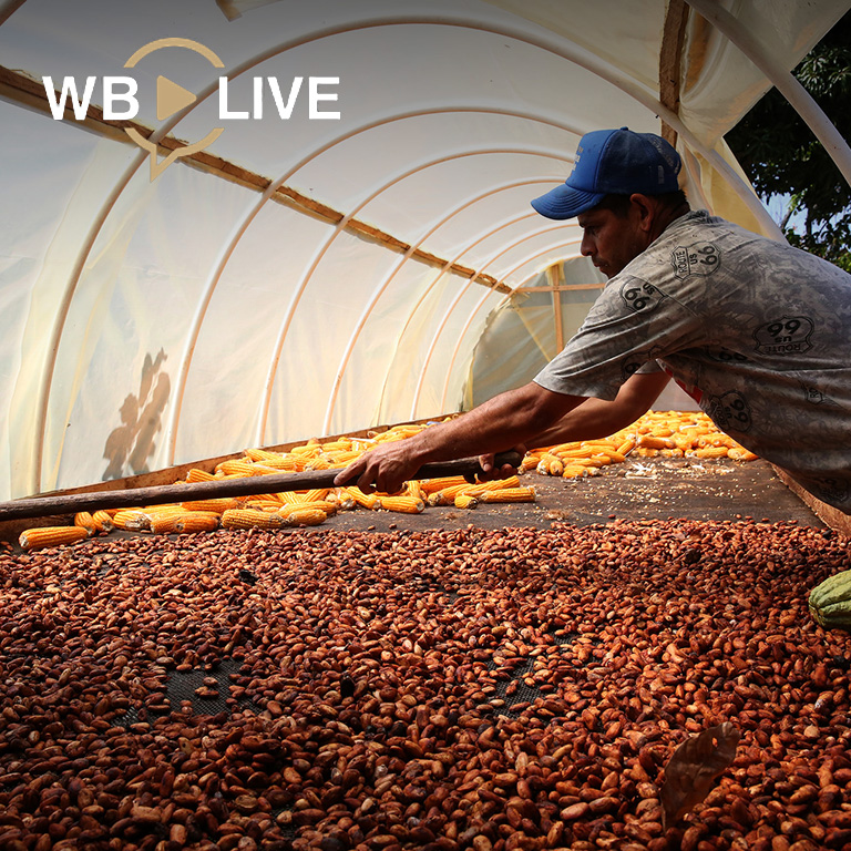 World Bank Live Event: Financing the Future of Food