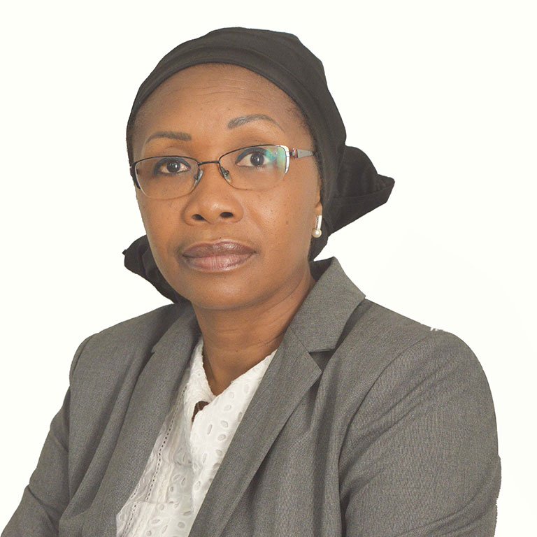 Maïmouna MBow Fam World Bank's Country Manager for Burkina Faso