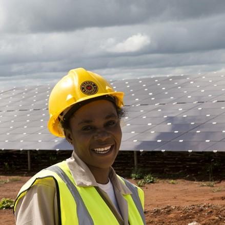 Bangweulu Scaling Solar Plant in Zambia